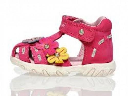 D.D.Step ružové dievčenské sandále 19-24