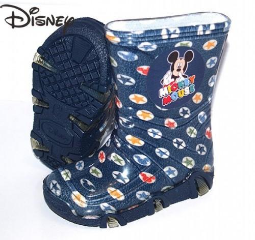 Szuwarek Disney Mickey chlapčenské gumové čižmy