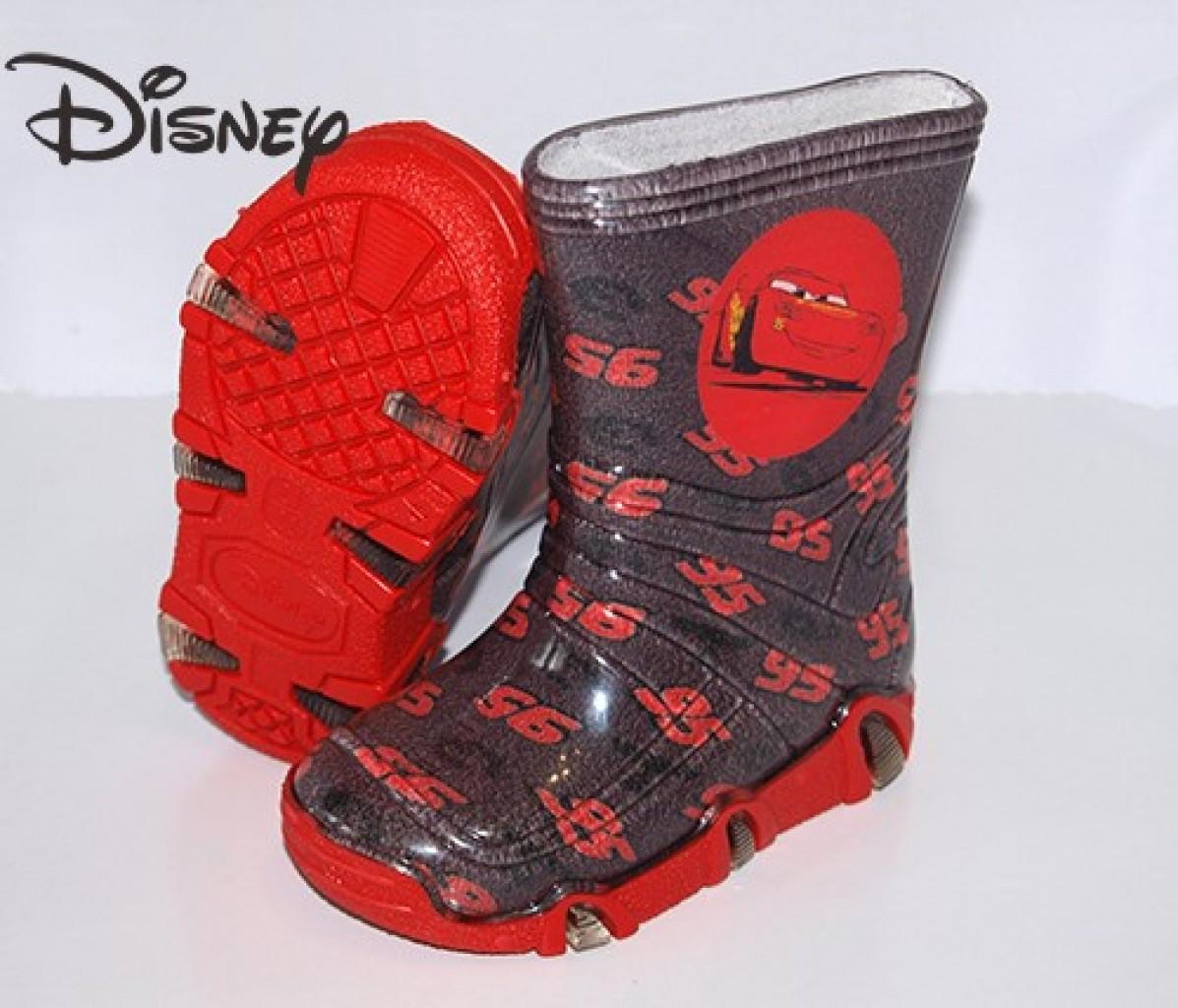 Szuwarek Disney Cars fiú gumicsizma