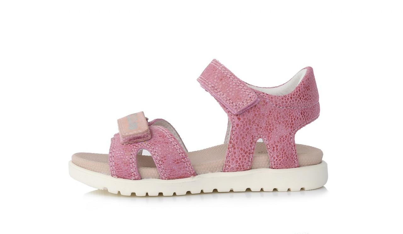 D.D.Step detské dievčenské ružové sandále 25-30